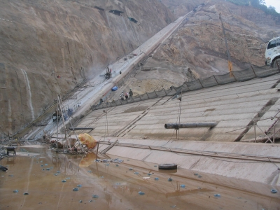 Design and construction of Small hydro and dams